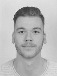 Pasfoto Yorick Wessels